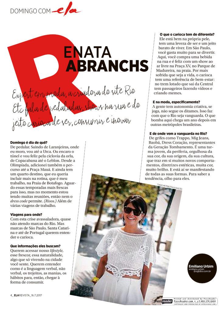 Renata-Abranchs_Revista-Ela_Domingo-com-elaOK_17-07-2017