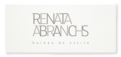 Bureau de Estilo Renata Abranchs